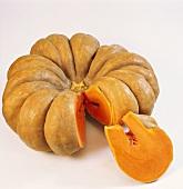 Muscade de Provence pumpkin
