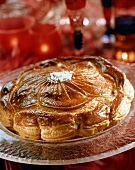Galette des Rois (Twelfth Night cake, France)