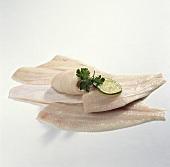 Plaice fillet (Pleuronectes platessa)