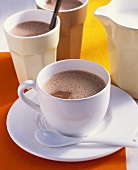 Cocoa and drinking chocolate