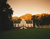 Rustenberg Wine Estate, Stellenbosch, S. Africa