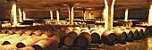 Weinkeller des großen Guts Vergelegen, Helderberg, Südafrika
