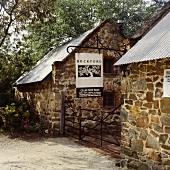 Rockford winery, Tanunda, Barossa Valley, Südaustralien