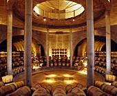 Weinkeller von Salentein, Tunujan, Mendoza, Argentinien