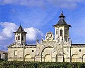 Château Cos d'Estournel; St. Estèphe, Médoc, Bordeaux, France