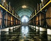 'Cathedral Cellar' im KWV Hauptsitz, Paarl, Südafrika