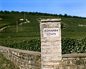 'La Romanée' vineyard, Domaine de la Romanée-Conti, Burgundy