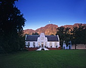 Rustenberg Winery, rich in tradition, Stellenbosch, S. Africa