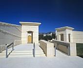 The Opus One Winery, Oakville, Napa Valley, California, USA