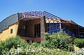 The Graham Beck Winery, Robertson, S. Africa