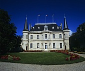 Château Palmer, Medoc, Bordeaux