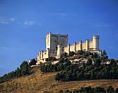 Castillo de Peñafiel, Ribera del Duero, Spain