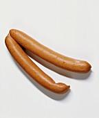 A pair of frankfurters