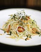 Spicy noodle salad (Vietnam)