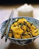 Cha-Ca La Vong (fish speciality from Hanoi, Vietnam)