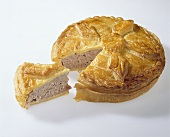 Tourte á l'alsacienne (minced meat pie)