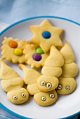 Amusing biscuits for children