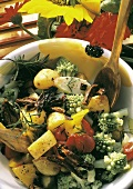 Kartoffel-Romanesco-Salat
