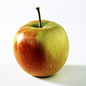 A Single McIntosh Apple