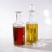 Oil and Red Wine Vinegar