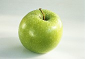 One Granny Smith Apple
