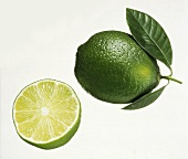 One Whole Lime with Half a Lime