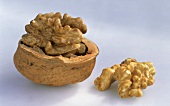 Walnut in the Shell and Out