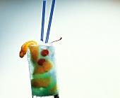 Blue Cobra Cocktail