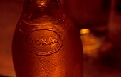 An old Tokajer bottle