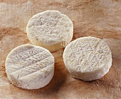 Rocamadur, a French goat's cheese