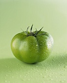Whole Green Tomato