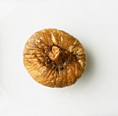 A dried fig