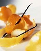 Fruit Peels and Vanilla