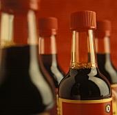 Asian Sauce Bottles