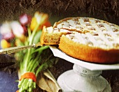 Pastiera napoletana (Easter cake), Campania, Italy