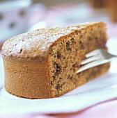 Torta caprese (almond chocolate cake), Campania, Italy