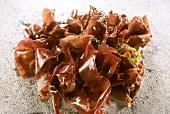 Red seaweed (Palmaria palmata)
