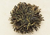 Dried Chinese tea rose (a bundle of tea leaves)