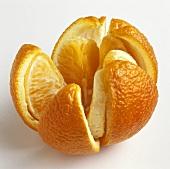 Orange, cut into wedges