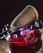 Fire tongs punch with sugar loaf