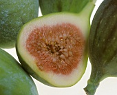 Figs and fig halves