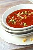 Gazpacho (Andalucian vegetable soup)