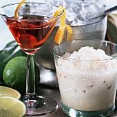 Kubanische Cocktails mit Rum: El Presidente und Mulata