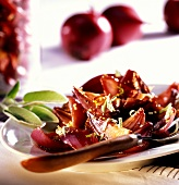 Cipolle al balsamico (onions in balsamic vinegar)