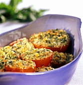 Pomodori al forno (oven-baked tomatoes)