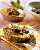 Zelten (fig and nut tarts, S. Tyrol, Italy)