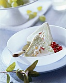 Cassata napoletana (sorbet with candied fruit)
