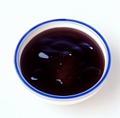 Oyster sauce in bowl