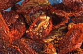 Dried tomatoes (filling the picture)