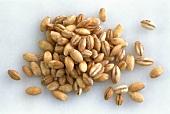 A heap of barley